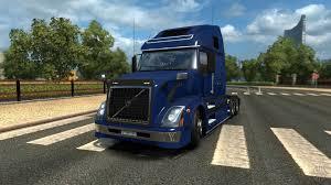 volvo trailer truck volvo vnl 670 for euro truck simulator 2