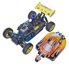 hsp nitro monster truck power 4wd rc car toy two speed hsp 1 10 scale off road buggy 94166