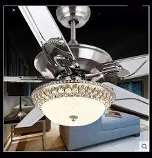 48 Inch Ceiling Fan With Light Luxury Decorative Ceiling Fan Light Living Room Bedroom
