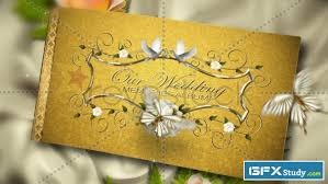 project wedding album our precious wedding album after effects project revostock