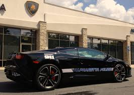 police lamborghini aventador the alpharetta police lamborghini gallardo patrol car u2013 ed bolian
