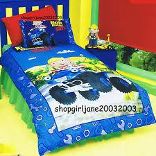 bob builder bedding ebay