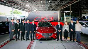 mazda ltd autoalliance thailand co ltd