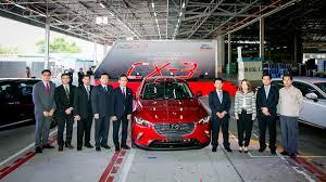 mazda ltd autoalliance thailand co ltd