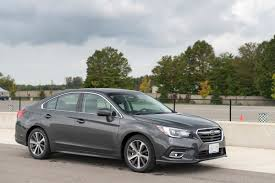 subaru truck 2018 2018 subaru legacy first drive review improved handling and looks