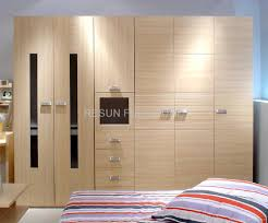 bedroom elegant bed room interior plan decoration with cupboards
