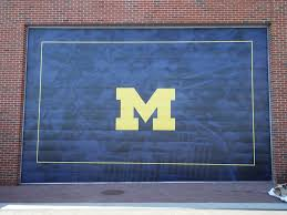 Overhead Door Michigan Hail To The Victors Signarama Brighton Covers Garage Doors For