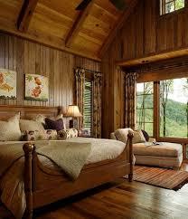 chambre à coucher rustique maison rustique au charme authentique cagnard en caroline du nord