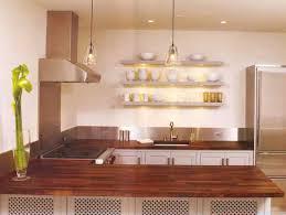 Wood Countertops Kitchen by Stylish Kitchen Countertop Materials Modern Kitchen Design Trends