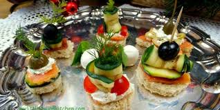 canapes and nibbles nibbles my kitchen