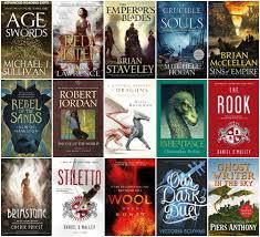 author michael j sullivan s official website 15 book