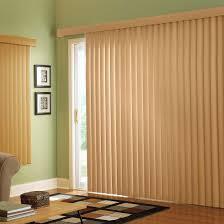 vertical blinds for patio door interior design