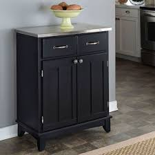 kitchen buffet furniture furniture small black kitchen buffet with metal countertops white