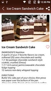 cake directions cake recipe android apps on play