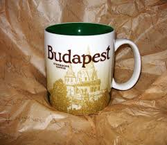 Nice Coffee Mugs Budapest Starbucks City Mugs