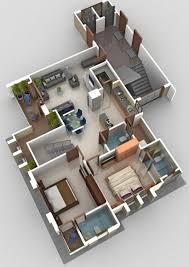 Floor Plans 1200 Sq Ft 3d House Plans In 1200 Sq Ft Escortsea