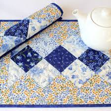 best floral quilted placemats products on wanelo