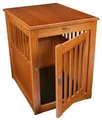indoor wood dog crate and pet cage u2014 jen u0026 joes design dog crate