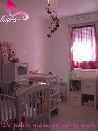chambre bébé papillon deco chambre bebe papillon visuel 4