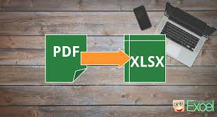 how to copy table from pdf to excel pdf to excel how to convert a pdf file professor excel