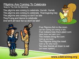 Preschool Songs For Thanksgiving Child Care Basics Resource Blog Pilgrim Songs
