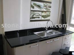 Black Granite Kitchen Countertops by Cheap Alternative To Granite Countertops China Cheap Granite