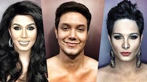 screengrabs from insram pochoy 29 paolo balllesteros 39 miss colombia ariadna gutierrez makeup transformation