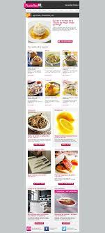 newsletter cuisine newsletter plurielles fr