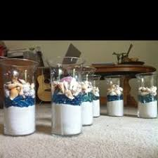 lighthouse centerpieces for tables nautical reception