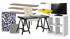 Ikea Sawhorse Desk Sawhorse Leg Desk Ikea Hack Sara Levine