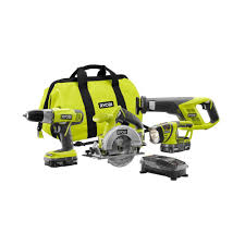 home depot milwaukee tool black friday sale ryobi one p883 4 piece combo u2013 special buy at home depot
