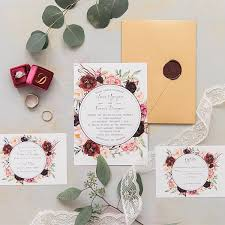 wedding invitations printing pros vs cons for popular wedding invitation printing options