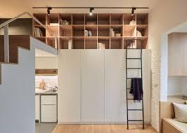 a little design creates 22m2 apartment in taiwan taiwan