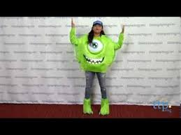 monsters university mike deluxe costume from disguise youtube