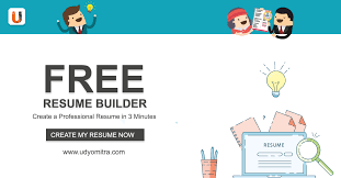 My Resume Builder Make My Resume Free Now Resume Template And Professional Resume