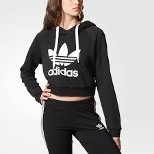 adidas crop top sweater adidas sweater crop top l d c co uk