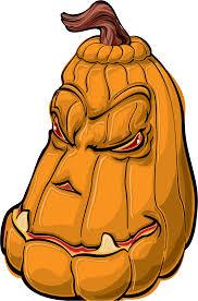 clipart halloween jack o lantern