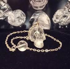skull crystal bracelet images Review time review time himalayan quartz advisor crystal skull JPG