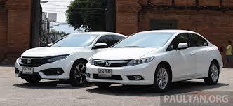 old honda accord honda civic 10th gen 2018 2019 car release and reviews