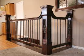 Banister Height Newel Post Height Wood Stairs