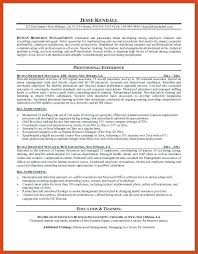 hr manager resume recruitment manager resume sle human resources manager resume