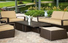 Outdoor Wicker Patio Furniture Sets Vinyl Wicker Outdoor Furniture Wicker Outdoor Furniture Sets Resin
