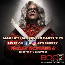 halloween birthday meme boo 2 a madea halloween home facebook