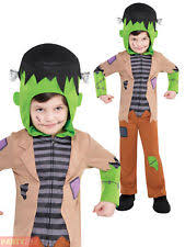 Boys Frankenstein Halloween Costume Amscan Boys U0027 Costume Ebay