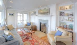 cottage style living rooms pictures chimney corner cottage beach style living room bridgeport