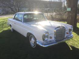 classic mercedes coupe 1966 mercedes 250 se coupe being auctioned at barons auctions
