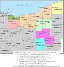 of akron map akron metropolitan area
