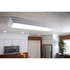 Flush Mount Fluorescent Kitchen Lighting I Adore This For A Kitchen Who Knew Fluorescent Lighting Could Be