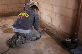 Interior Perimeter Drainage System French Drains Basements French Drain Basement Solutions