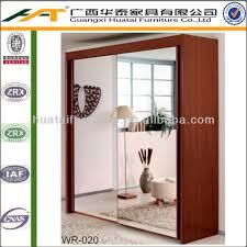 armoire de chambre à coucher armoire chambre à coucher avec 2 portes 2 portes coulissantes